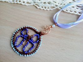 Butterfly pendant by Mirtus63