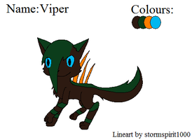 Viper Reference Sheet by stormspirit1000