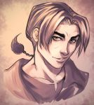 Jim Hawkins - Treasure Planet by ElephantWendigo