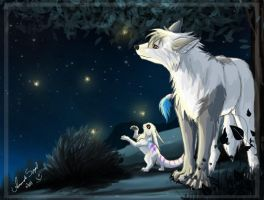 AT  .::Ikki e Amaya::. by Amand4