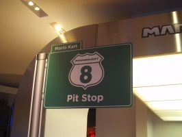 MK8 at Nintendo World 08 by MarioSimpson1
