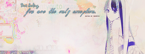 You are the only exception. by Yuni-chii
