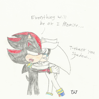 Thanks Shadow... by Buckadog