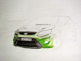 Focus RS WIP by smudlinka66