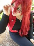 Grell Sutcliff by shinigamireddo