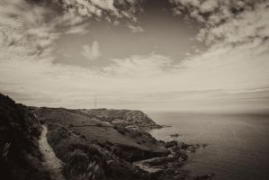 North Coast Path by nikkiontherock