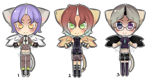 Kittycorn Collab Adopts [CLOSED] by WanNyan