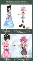 Improvement Jan2011-Jan2012 by miesmud