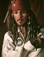 Jack Sparrow 1 by spoof-or-not-spoof