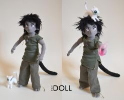 Paolini DOll by dot-DOLL