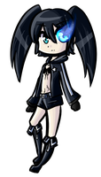 Black Rock Shooter by Rumay-Chian