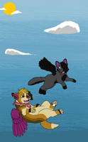 Fly with me! by Psychedelic-Fuchsia