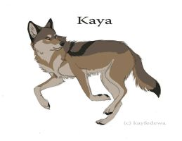 Kaya - contest submission by KayFedewa