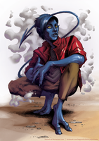 Nightcrawler by BlazeCK-PL