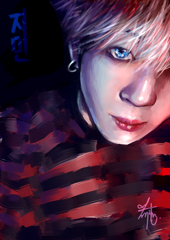 Jimin | The blinded side by unextii