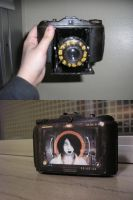 Fatal Frame II Camera Obscura by RennaRevelin