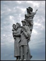 Immigrant Monument by SZenz