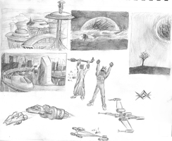 Concept Sketches wk 1-14-2011 by DrD-no