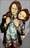 Chucky? by HumanPinCushion