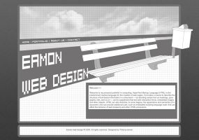 Eamon Web Design Website -WIP- by thierry-eamon