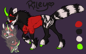 Riley Ref by Vosska