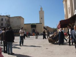 People and life in Fes 1 by Magdyas