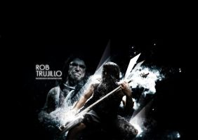 Rob Trujillo by odindesign