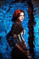 Triss Merigold by xeniash