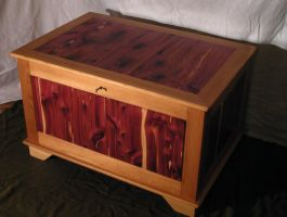 Cedar Chest by Ryaskgoldengryph