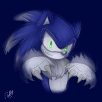 Werehog by PokeSonFanGirl