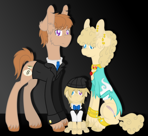 Family Portrait by Spitfire-SOS