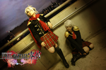 sice and seven type-0 by Lightninglouise