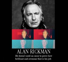 Alan Rickman XI by MarySeverus