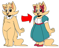 daisy ref by snaximation