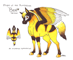 HARPG: Flight of the Bumblebee by Dragonheart-Stables
