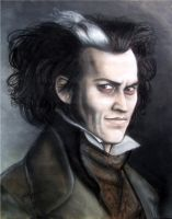 Sweeney Todd by iLoverly
