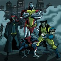 X-Men by drvce
