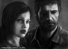 Last Of Us by STAT1C-X