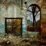 the fall gates by incolorwetrust