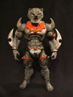 MOTUC custom War-Wolf by masterenglish