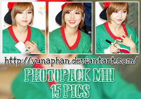 PHOTOPACK Min (Miss A) #171 by YunaPhan