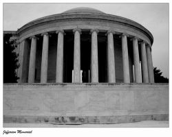 Jefferson Memorial by Darthpickle