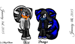 {:.-Gifts, Ace And Drago-.:} by xXSonic319fireCbrsxX
