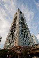 Yokohama Landmark Tower by esbenlp