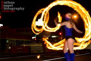 Kitana and Fire fans. by Jadeabella