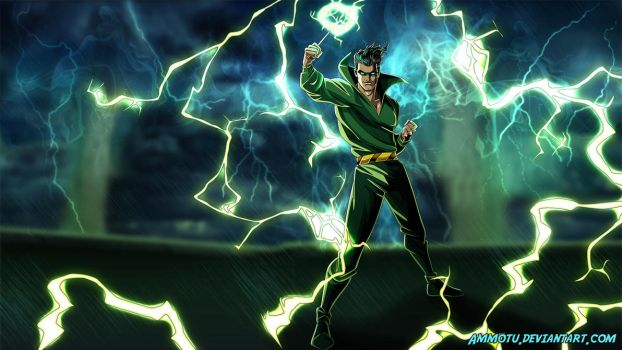 Weather Wizard by Ammotu