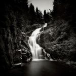 waterfall by BelcyrPiotr