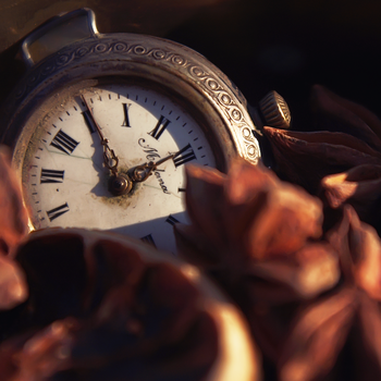 Grandfather's Clock by ifsantag