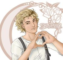 Sabin - Otome Concepts by maicakes