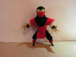 Ermac by fuzzyfigureguy